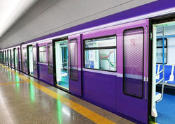 Metroya yeni qatarın gətiriləcəyi tarix AÇIQLANDI