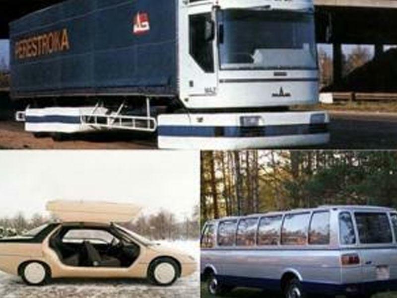 SSRİ-nin dünyadan gizlətdiyi 10 sirli avtomobil - VİDEO
