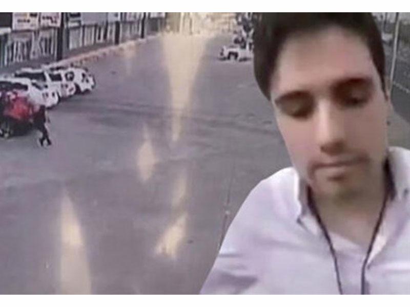 Narkobaronun oğlunu həbs edən polis küçənin ortasında güllələndi - VİDEO