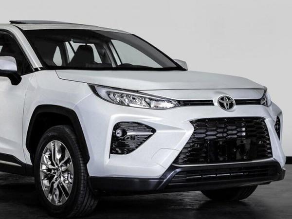 Toyota şirkəti Toyota RAV4 əsasında hazırlanan yeni krossoverin tizerini nümayiş etdirdi