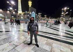 """""""Məkkədə dua etdim ki, Allah, səsimi al"""""""