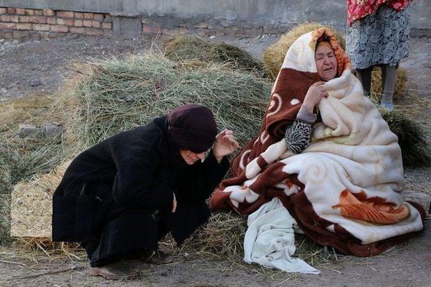 Şərqi Azərbaycan əyalətində güclü zəlzələ oldu - FOTO