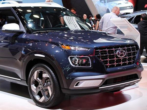 Yeni Hyundai Venue krossoverinin satışına start verildi