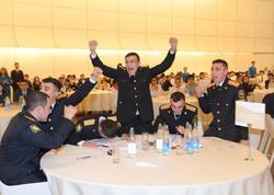 """Heydər Əliyev Mərkəzində """"Heydər Əliyev və Azərbaycan tarixi"""" VI ümumrespublika bilik yarışı keçirilib - FOTO"""