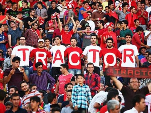 Traktor futbol klubunun 7 azarkeşi saxlanılıb