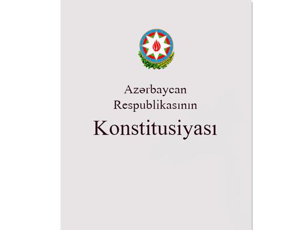 Azərbaycanda Konstitusiya Günü qeyd olunur