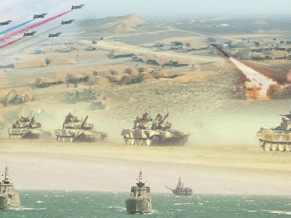 Azərbaycan Ordusu miqyasında əməliyyat təlimi başlayıb