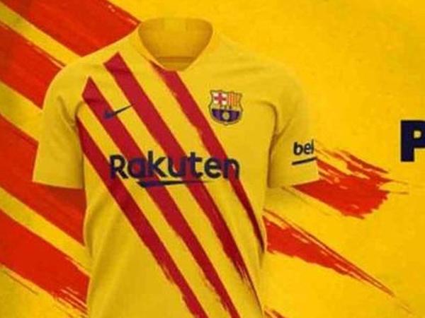 """&quot;Barselona&quot; yeni formasını təqdim etdi - <span class=""""color_red"""">FOTO</span>"""