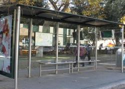 Bakıda qapalı avtobus dayanacaqları yaradıla bilər