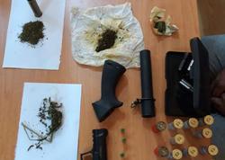 Azərbaycana silah-sursat keçirən Gürcüstan vətəndaşı saxlanıldı