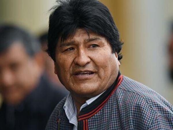 Morales: Meksikada sığınacaq həyatımı xilas edib