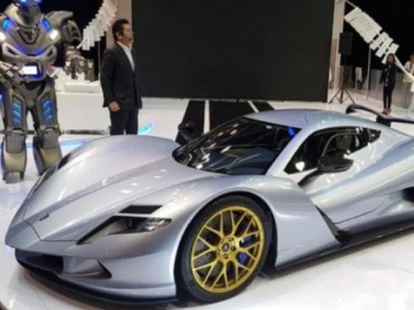 Ən güclü avtomobil təqdim edildi - 2,9 milyon avroyadır - FOTO