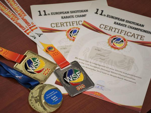 """FHN-in idmançıları beynəlxalq yarışlarda mükafat qazanıblar - <span class=""""color_red"""">FOTO</span>"""