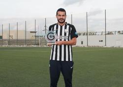 """Azərbaycan Premyer Liqasında oktyabr ayının <span class=""""color_red""""> ən yaxşı futbolçusu seçildi</span>"""