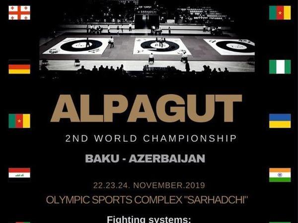Bakı alpaqut Turan döyüş sənəti üzrə ikinci dünya çempionatına ev sahibliyi edəcək