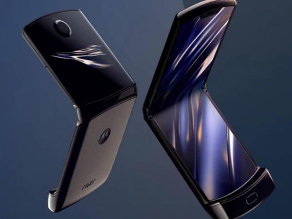 """Motorola"" elastik ekrana malik ""RAZR"" smartfonunu təqdim edib"