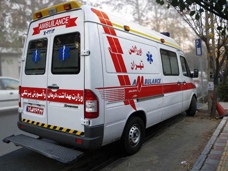 İranda dəhşətli qəza: 28 nəfər öldü, 26 yaralı var