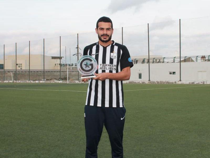 Azərbaycan Premyer Liqasında oktyabr ayının  ən yaxşı futbolçusu seçildi