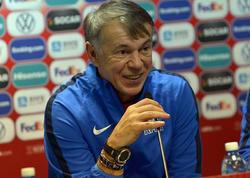 """&quot;Nikbinik və yaxşı olacağına ümid edirik&quot; - <span class=""""color_red"""">Yurçeviç</span>"""