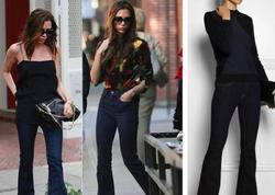 """Uzun boylu qadınlar üçün xüsusi geyim üslubları - <span class=""""color_red"""">FOTOlar</span>"""