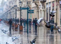 Bakıya yağış, rayonlara qar yağacaq - Həftə sonunun HAVAsı