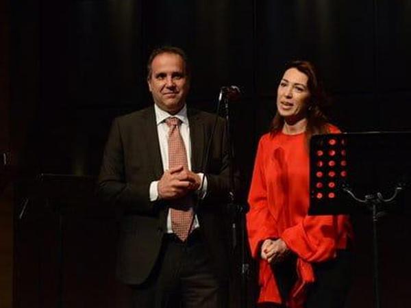 Bakıda macar musiqiçilərin konserti olub - FOTO