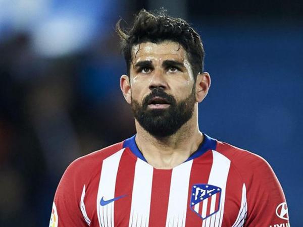 Atletico Madrid-də Kosta şoku