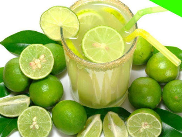 Limonla arıqlayın