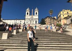 UNEC-dən dünyaya: İtaliyada təhsil almaq imkanı qazanan 4 tələbədən biri oldum - FOTO