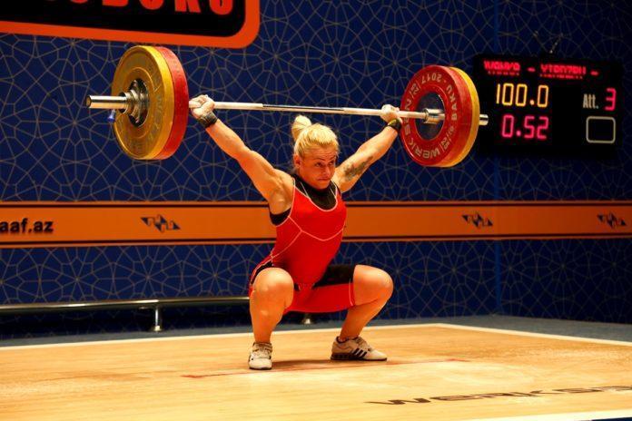 Atletimiz Boyanka Kostova beynəlxalq turnirinin qalibi oldu