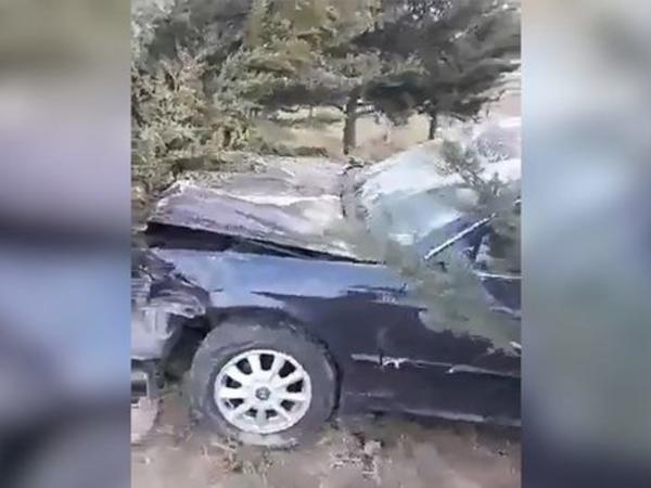 Bakıda xanım sürücü ağır qəza törətdi