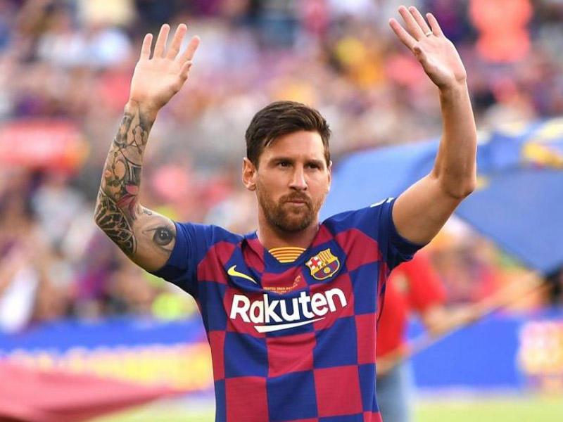 """""""Barselona"""" Messi ilə danışıqlara başladı"""