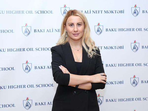 Bakı Ali Neft Məktəbinin İctimaiyyətlə əlaqələr şöbəsinə yeni rəis təyin olunub