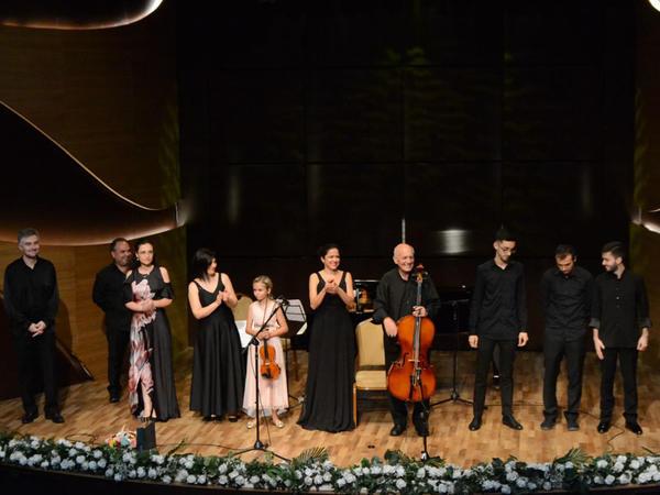 Muğam Mərkəzində Rasim Abdullayevin yaradıcılığına həsr olunmuş konsert keçirilib