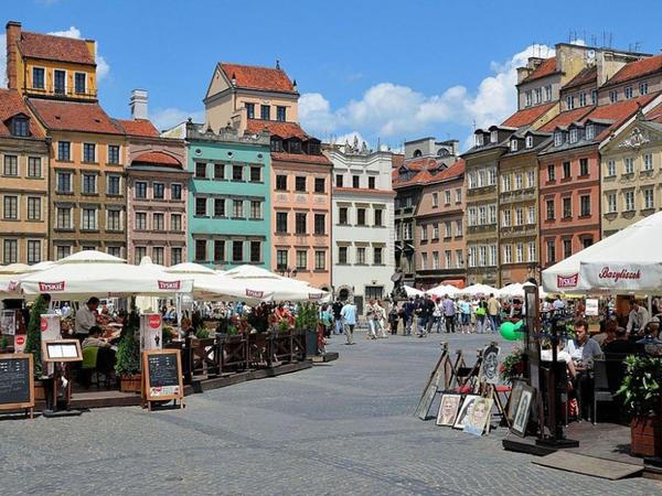 Varşavada turistlərin marağına səbəb olacaq 6 məkan - FOTO