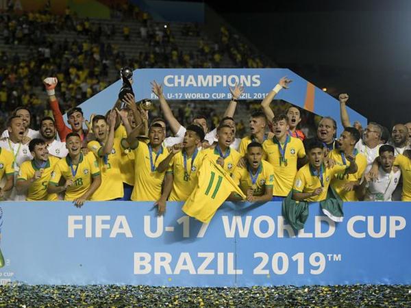 Braziliya millisi dünya çempionu oldu