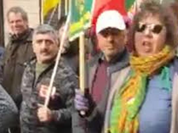 """Fransız qadın PKK-ya dərs verdi - <span class=""""color_red"""">VİDEO</span>"""