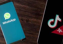 """""""TikTok"""" sosial şəbəkəsi """"WhatsApp""""la eyni populyarlığa malikdir"""