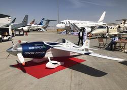 """""""Air Race E"""" şirkəti dünyada ilk elektrik yarış təyyarəsini nümayiş etdirib"""