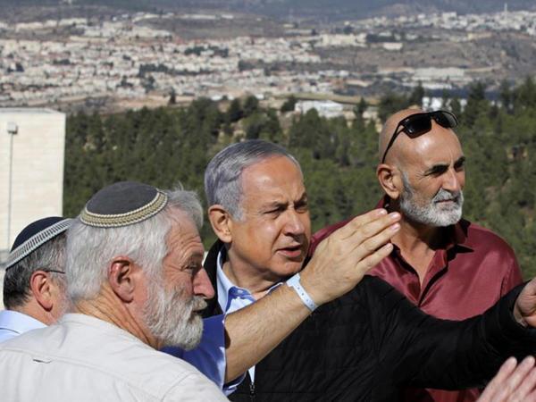 Netanyahu ABŞ-ın yaşayış məntəqələrinə dair qərarını alqışlayır