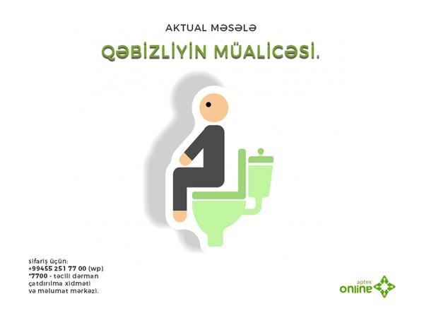 Qəbizliyin müalicəsi