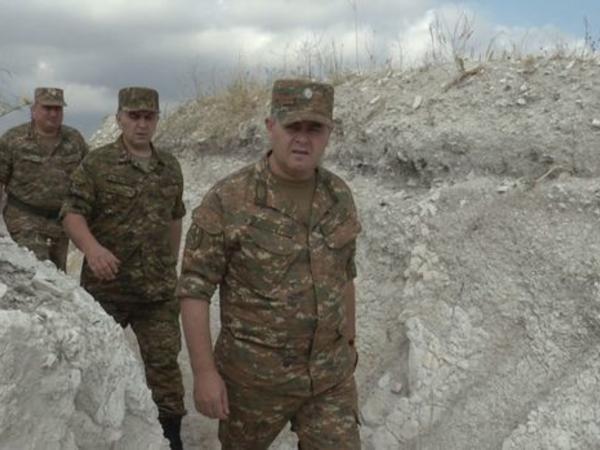Ermənistan hərbi rəhbərliyində ciddi dəyişikliklər