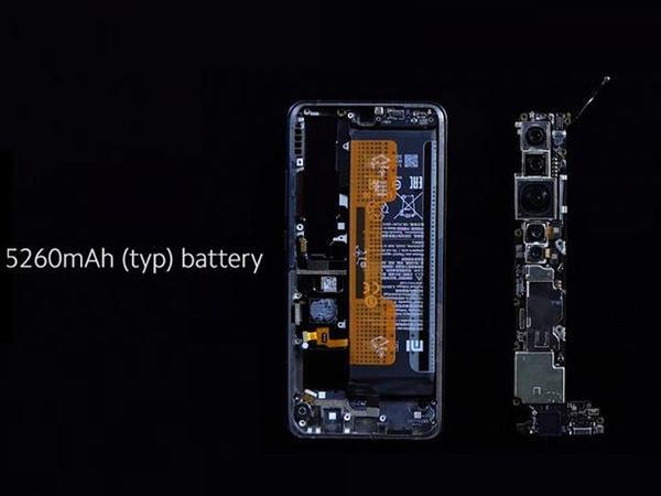 Xiaomi Mi Note 10-un inanılmaz əsas platası