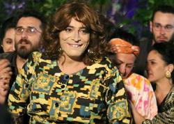 Ahmet Kural qadın obrazında - FOTO