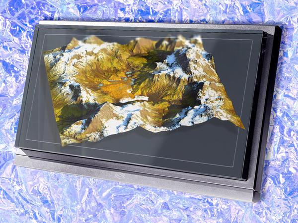 Looking Glass 8K holoqrafik ekran hazırladı