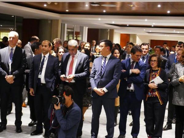 Parisdə UNESCO üzrə Azərbaycan Milli Komissiyasının yaradılmasının 25 illiyi təntənəli şəkildə qeyd olunub - FOTO