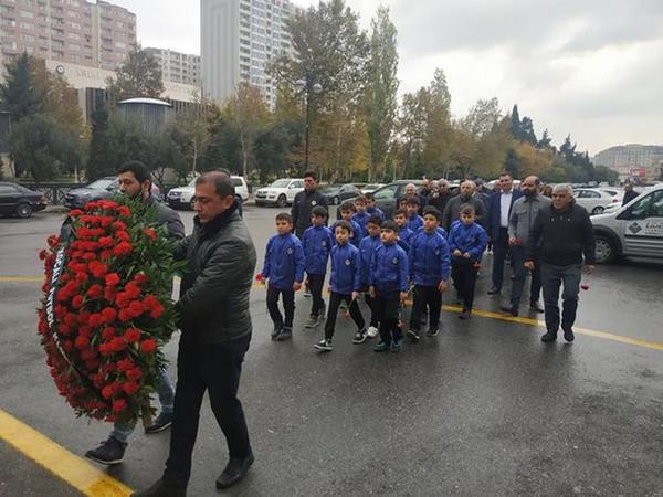 """""""Xocalı"""" futbol klubu yaradılıb"""