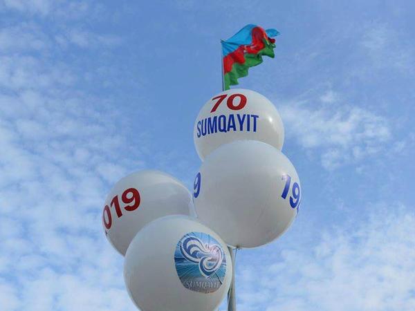 """""""Sumqayıt"""" - """"Qarabağ"""" oyunundan əvvəl konsert olacaq"""