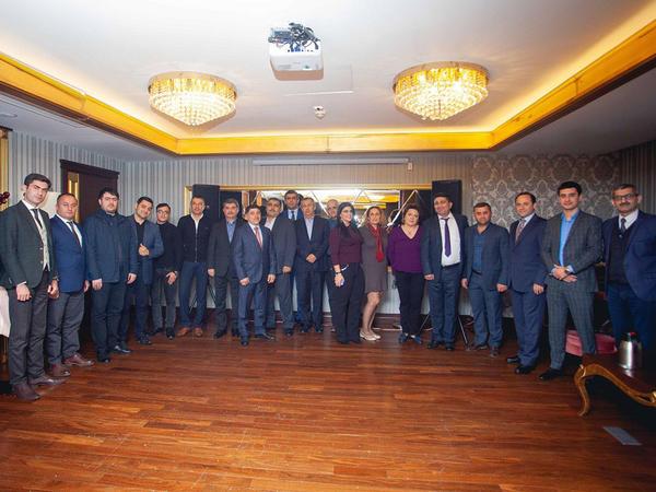 Azərbaycan Beynəlxalq Bankı kiçik və orta sahibkarları bir araya gətirdi