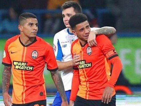 """""""Şaxtyor"""" - """"Dinamo"""" oyunundakı irqçiliklə bağlı qərar verildi"""